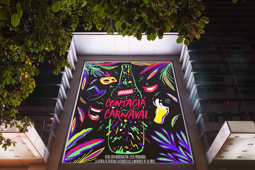 Brahma - Contagiá Carnaval 3