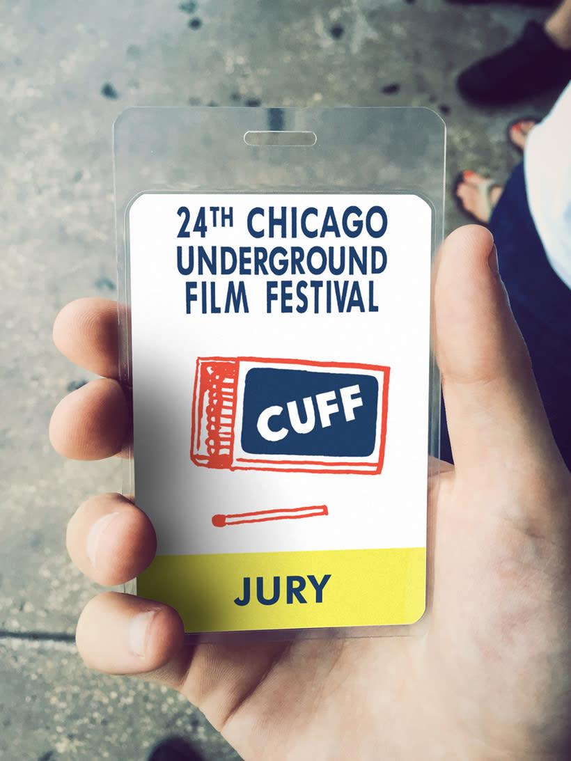 Chicago Underground Film Festival 3
