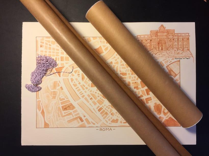 Mi Proyecto del curso: Diseño de packaging: experiencia unboxing de productos enviados por correo 3
