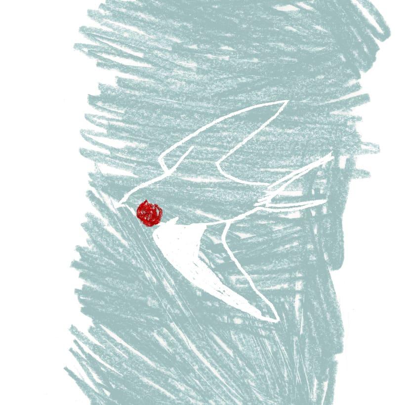 """Libro de artista: """"Te regalo"""" 8"""