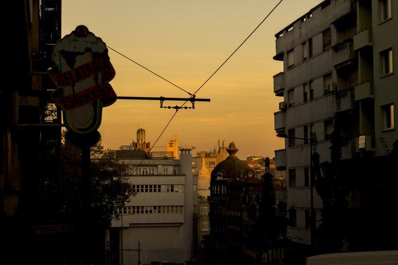Oporto sunset 0