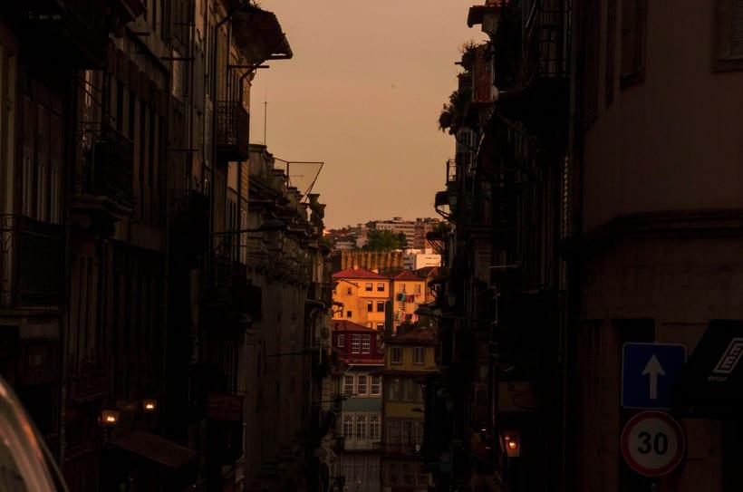 Oporto sunset 5