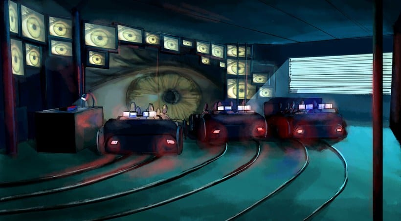 Blade Runner: The Ride 2