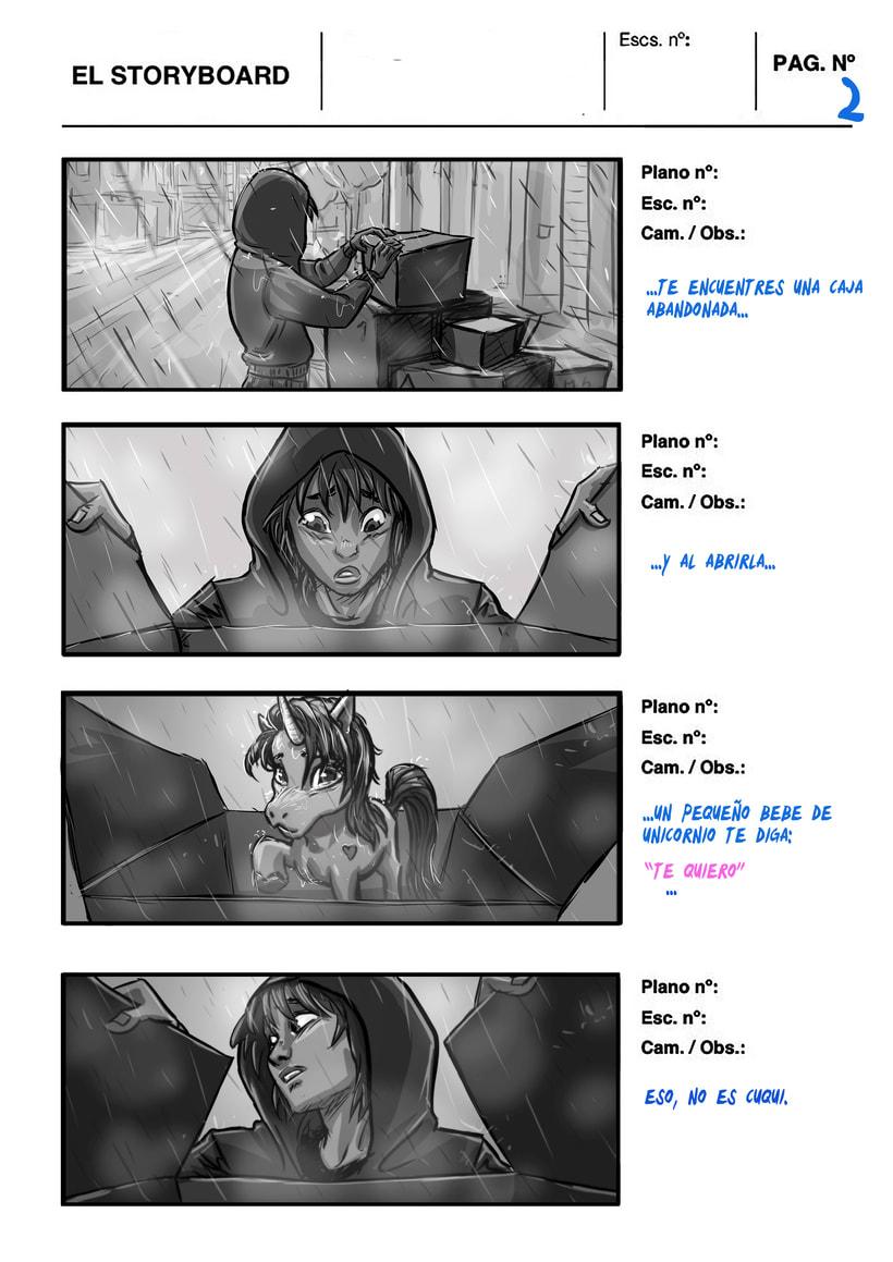 story preproduccion anuncio chipsAhoy 16