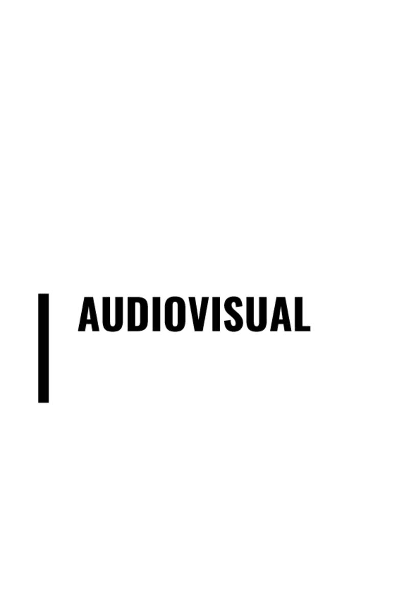 AUDIOVISUAL 0