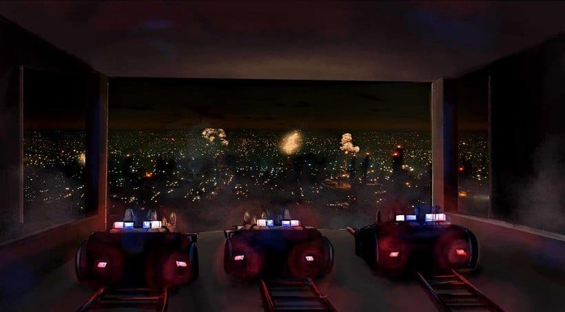 Blade Runner: The Ride 3