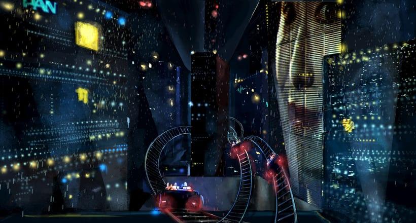 Blade Runner: The Ride 4