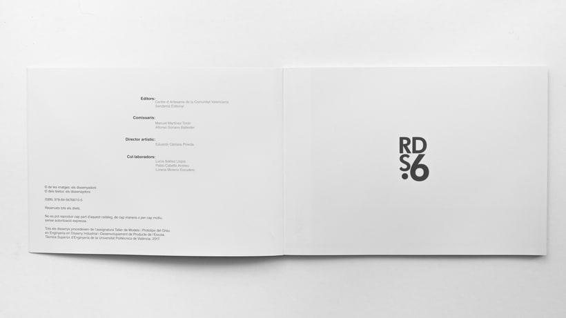 Catálogo RDS6 Exposición 1