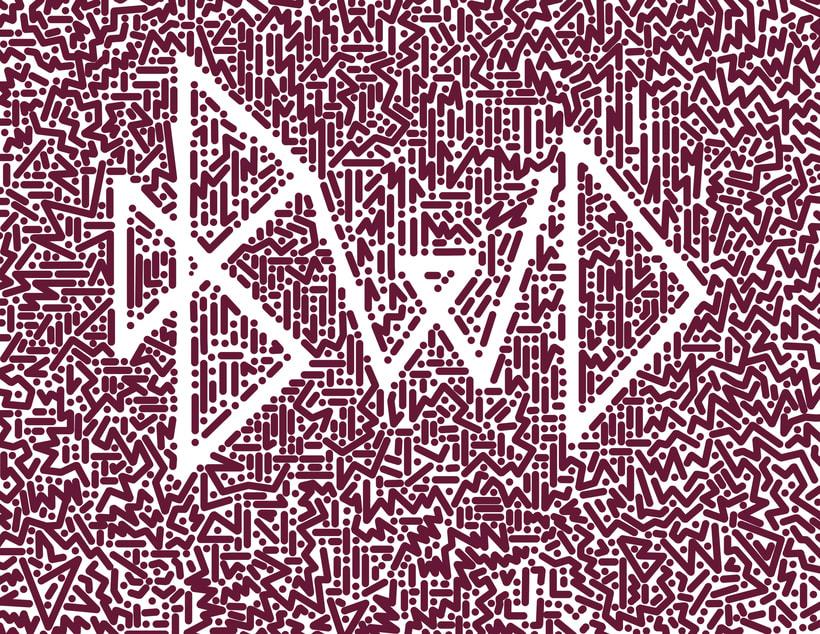 BWDot & Lines -1