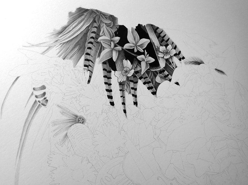 Dani Blázquez: del dibujo a lápiz a la ilustración digital 8