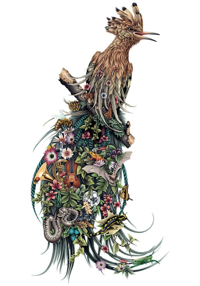 Dani Blázquez: del dibujo a lápiz a la ilustración digital 9