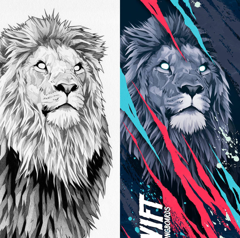 Dani Blázquez: del dibujo a lápiz a la ilustración digital 13