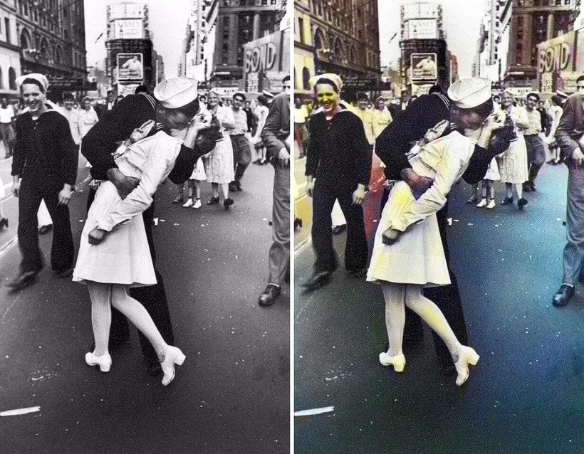 Un bot de Twitter que colorea tus fotos en blanco y negro 6