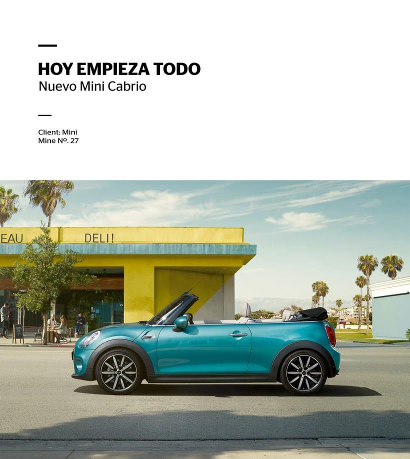 Branded content  Mini Cabrio 0