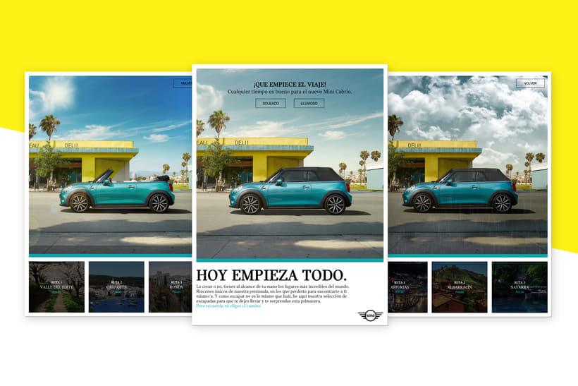 Branded content  Mini Cabrio 2