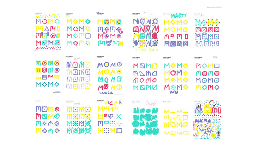 Momo co-creation Brand Identity 10