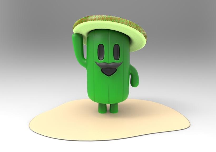 cactus -1