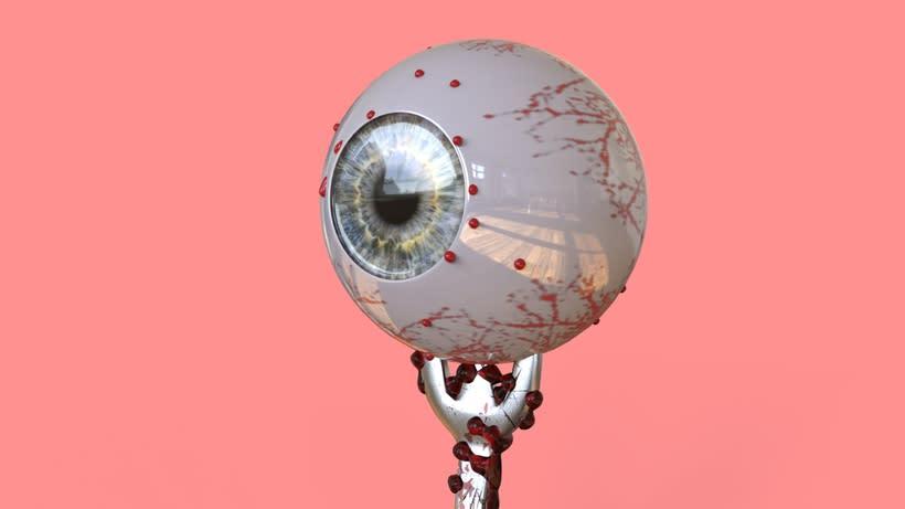 eye/ ojo -1