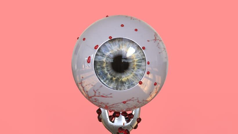 eye/ ojo 1