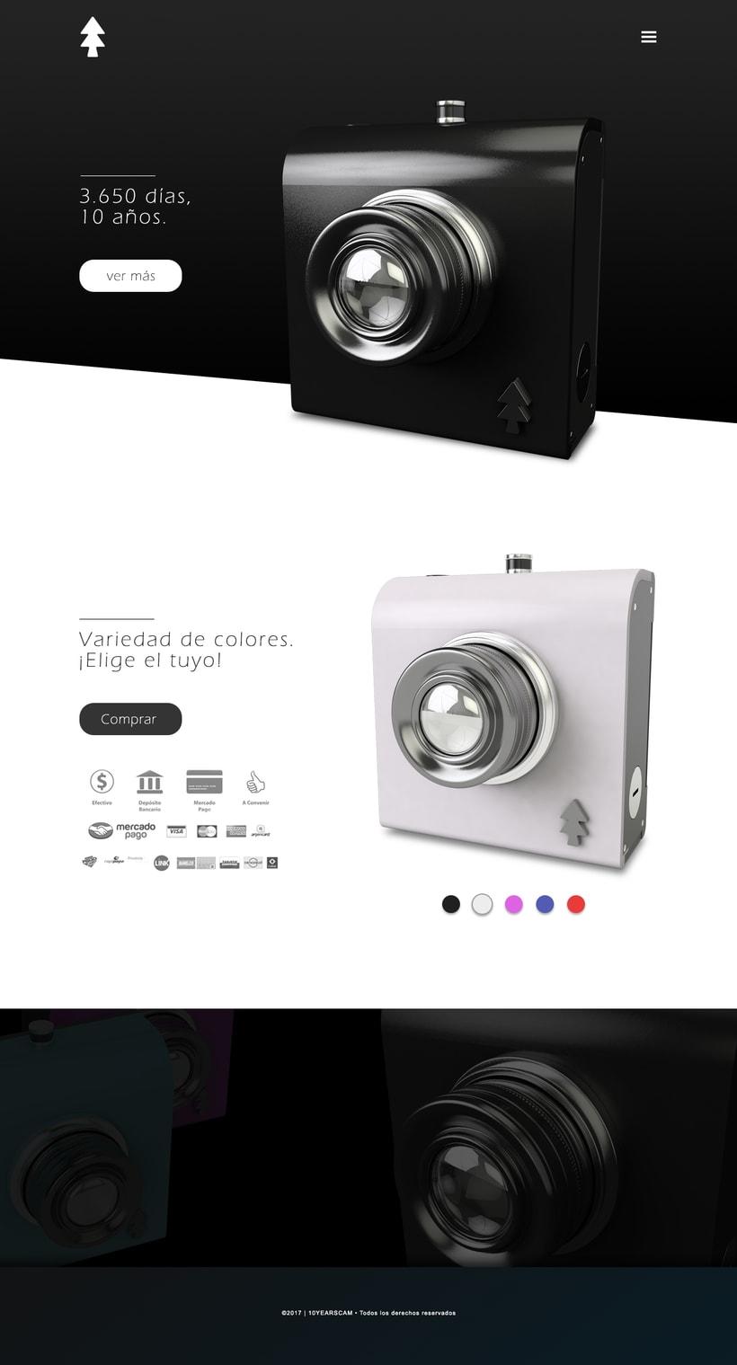 Mi Proyecto del curso: Prototipado y visualizaciones de producto en Cinema 4D 0