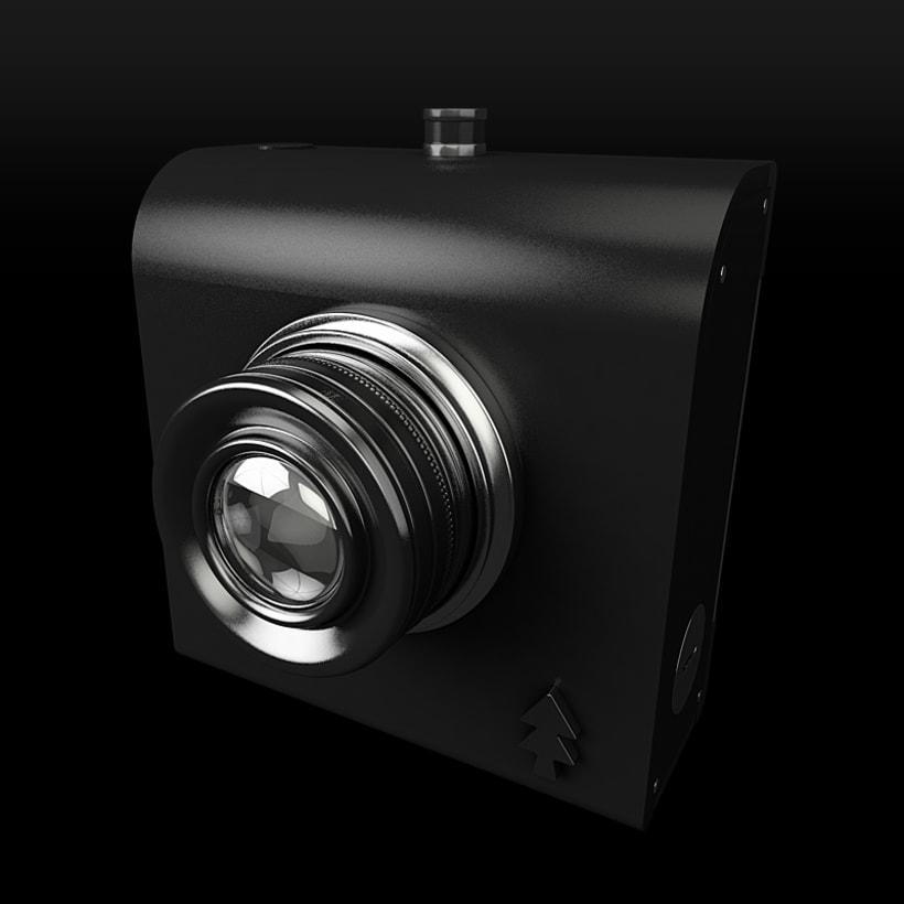 Mi Proyecto del curso: Prototipado y visualizaciones de producto en Cinema 4D 3
