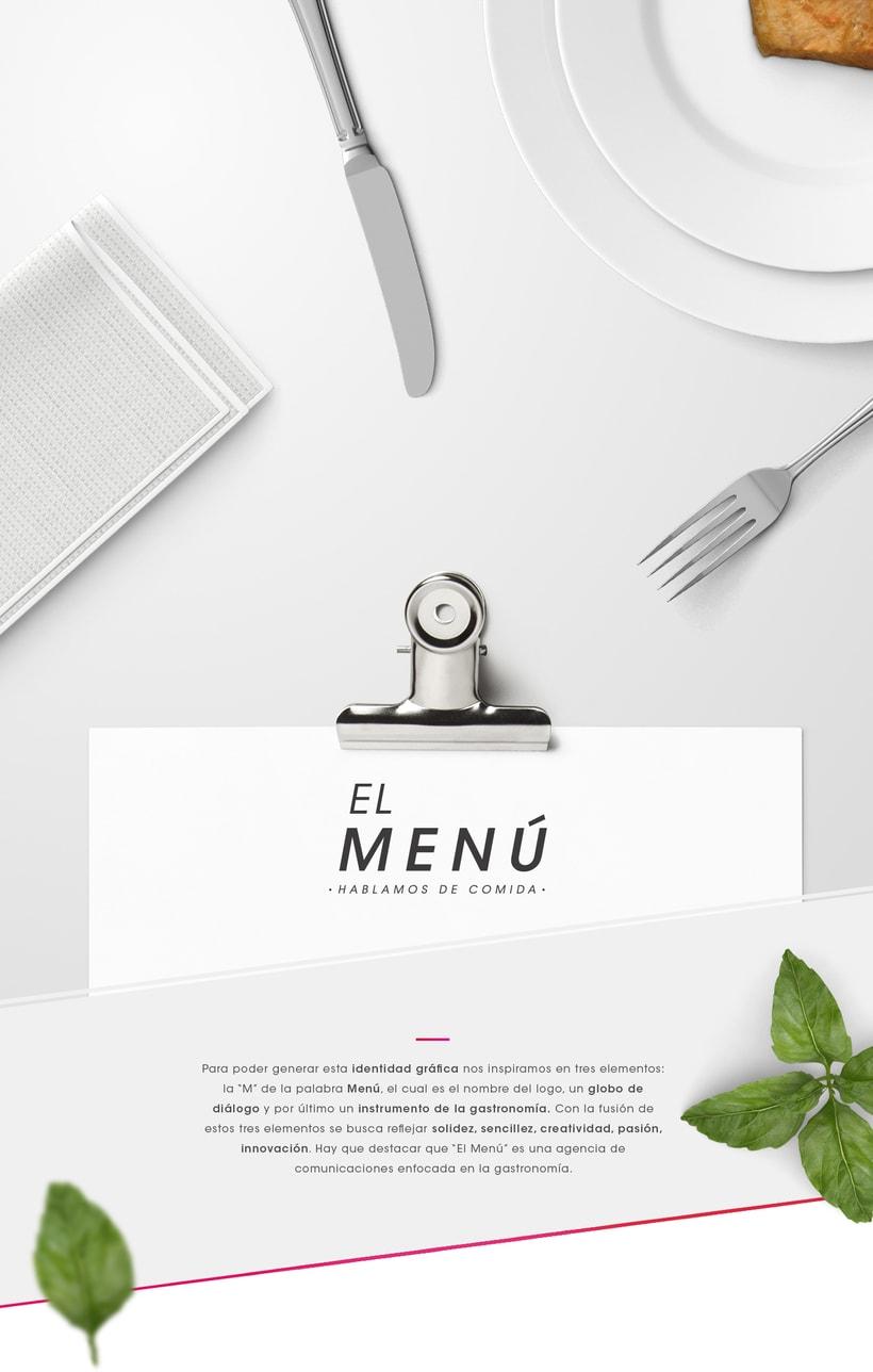 Branding - El Menú -1