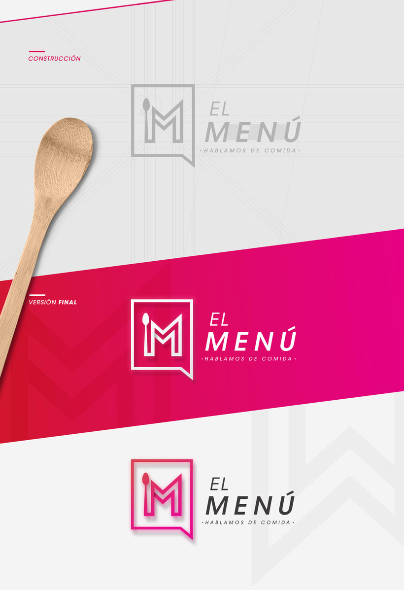 Branding - El Menú 1