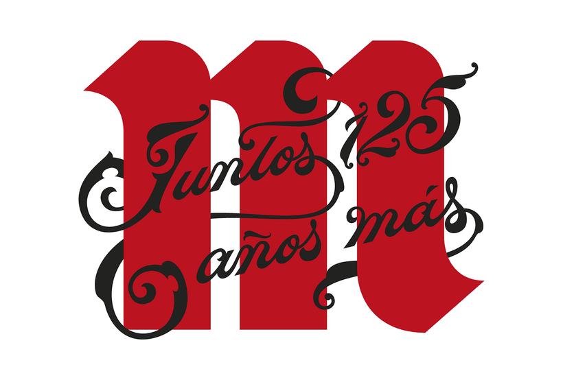 Propuesta Identidad 125 Aniversario de Mahou 0