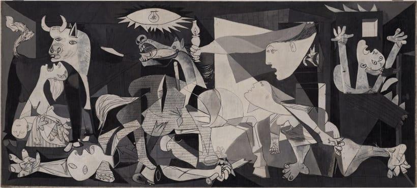 Explora digitalmente los secretos del 'Guernica' de Picasso 5