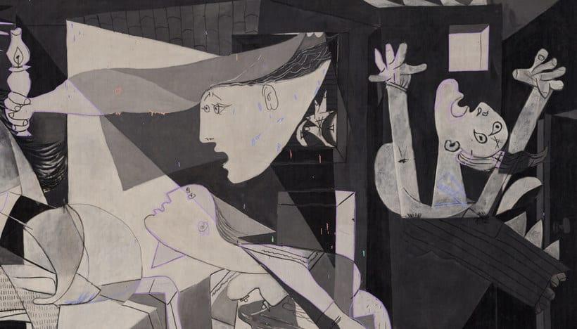 Explora digitalmente los secretos del 'Guernica' de Picasso 8