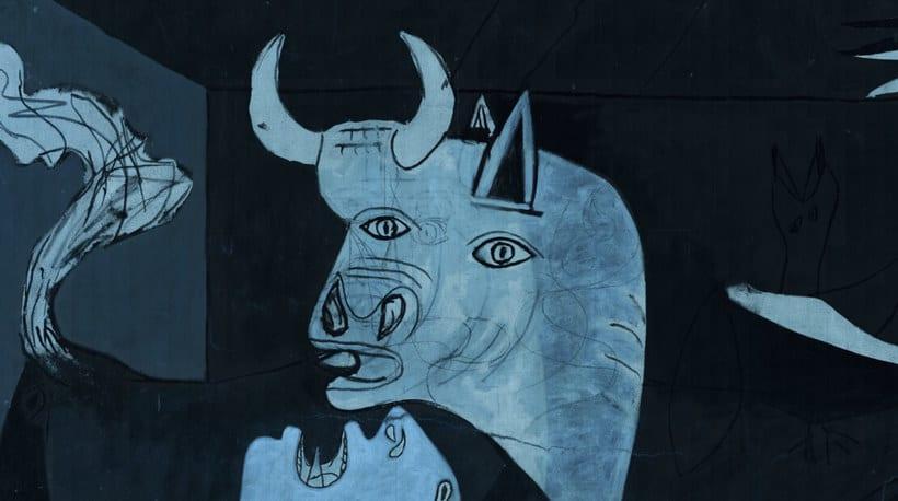 Explora digitalmente los secretos del 'Guernica' de Picasso 9