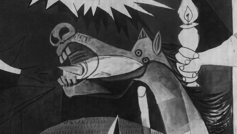 Explora digitalmente los secretos del 'Guernica' de Picasso 11