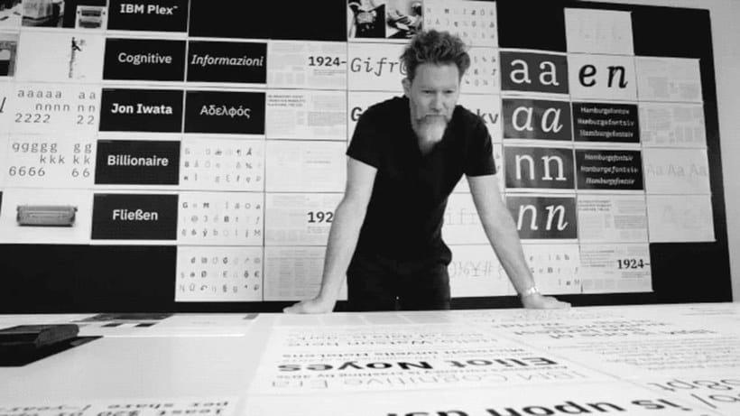 IBM diseña su tipografía corporativa open source 3