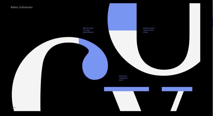IBM diseña su tipografía corporativa open source 6