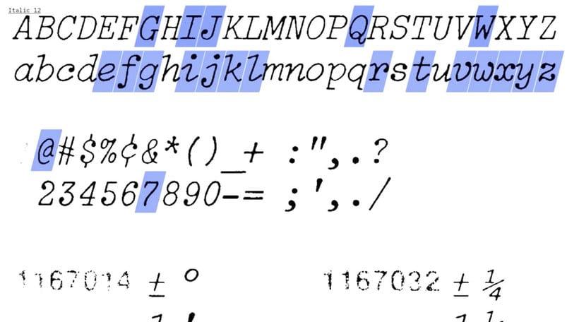 IBM diseña su tipografía corporativa open source 7