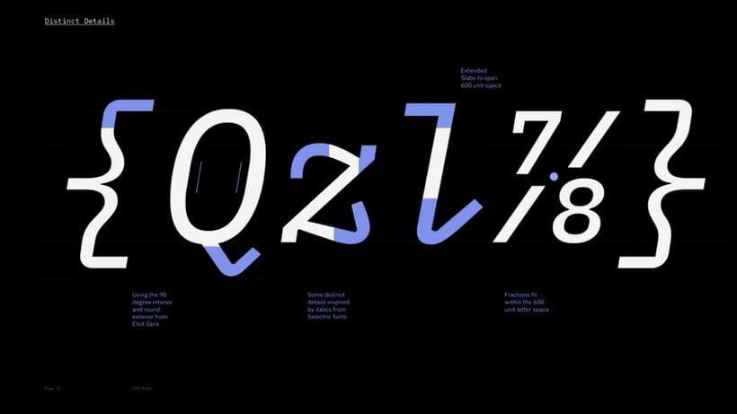 IBM diseña su tipografía corporativa open source 9