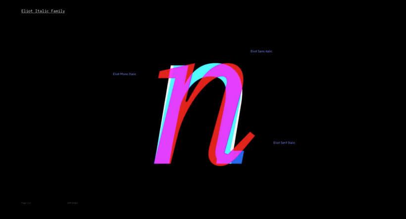 IBM diseña su tipografía corporativa open source 13