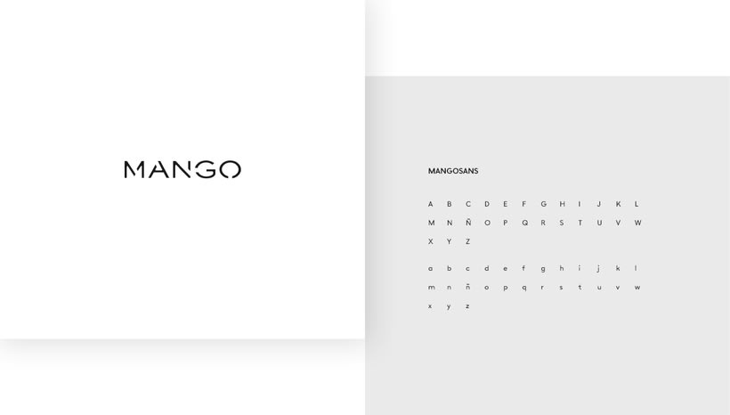 Mango Committed. Interactive shopping experience 2