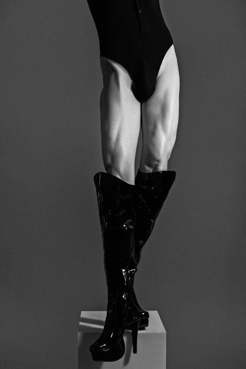 Les Monstres Danseurs. Photography, Art and Fashion. 1