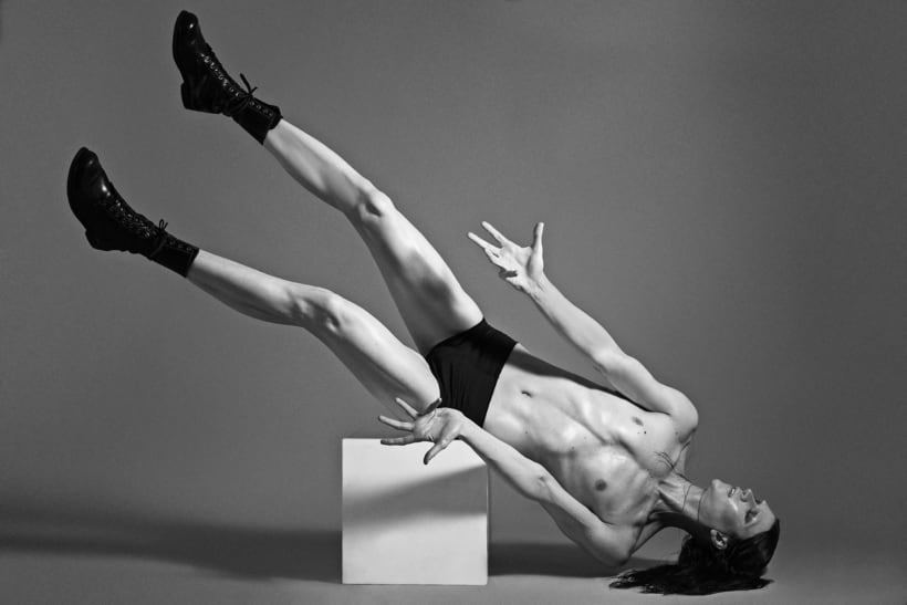 Les Monstres Danseurs. Photography, Art and Fashion. 8