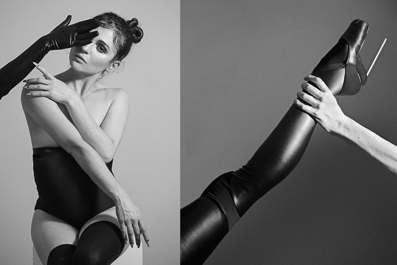 Les Monstres Danseurs. Photography, Art and Fashion. 9