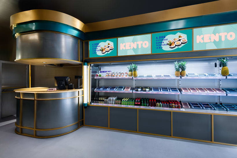 Kento Shop  2