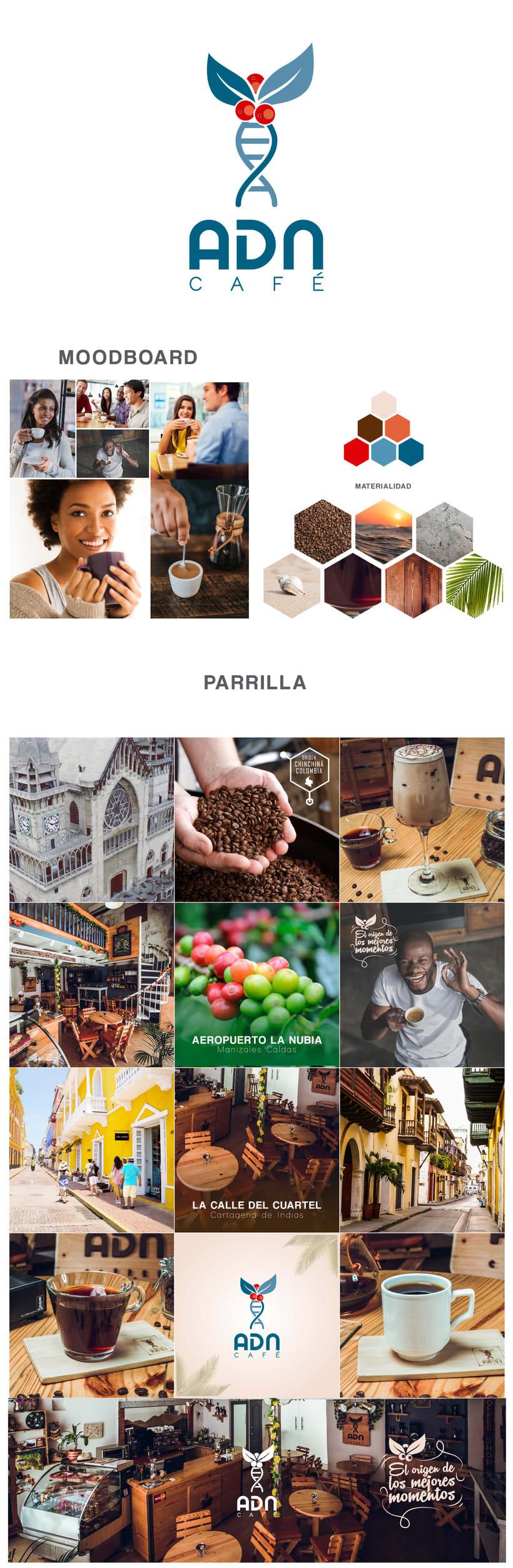 Life Style Branding para Instagram - ADN CAFÉ -1