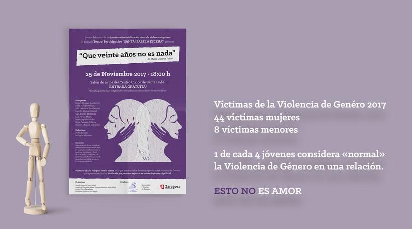 Creatividad Violencia de género 0