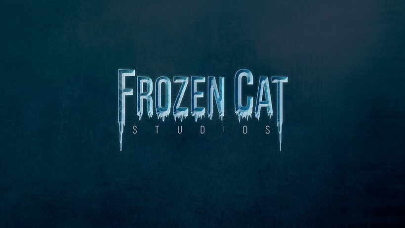 Frozen Cat Studios Logo 1