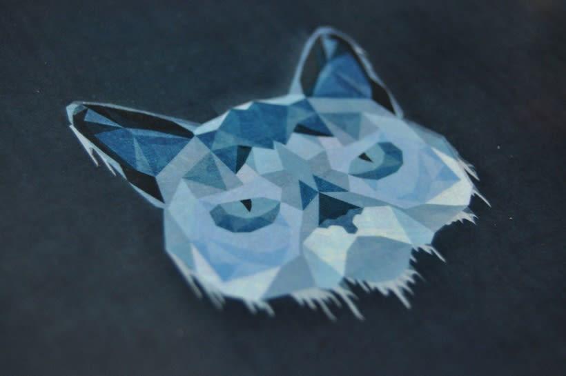 Frozen Cat Studios Logo 2