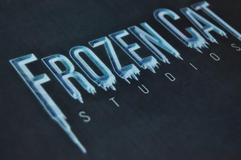 Frozen Cat Studios Logo 0