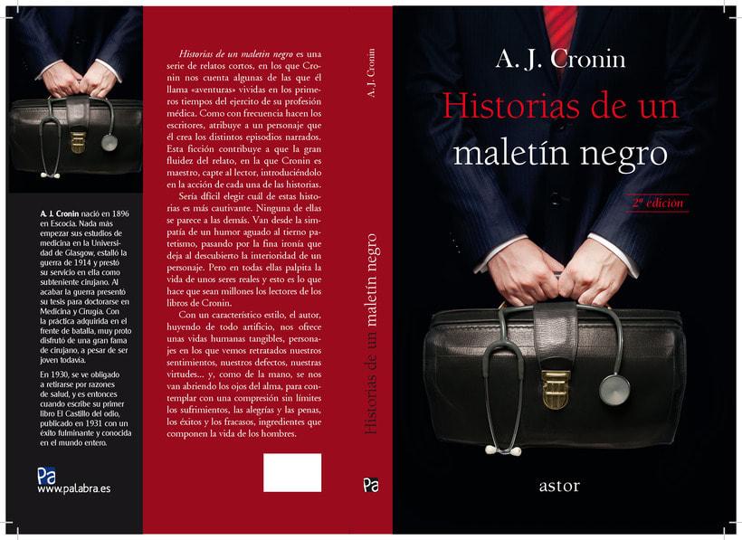Historias de un Maletín Negro -1