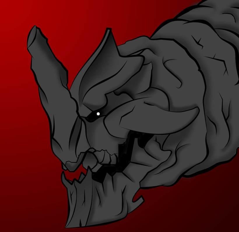 Monster hunter + Illustrator 0