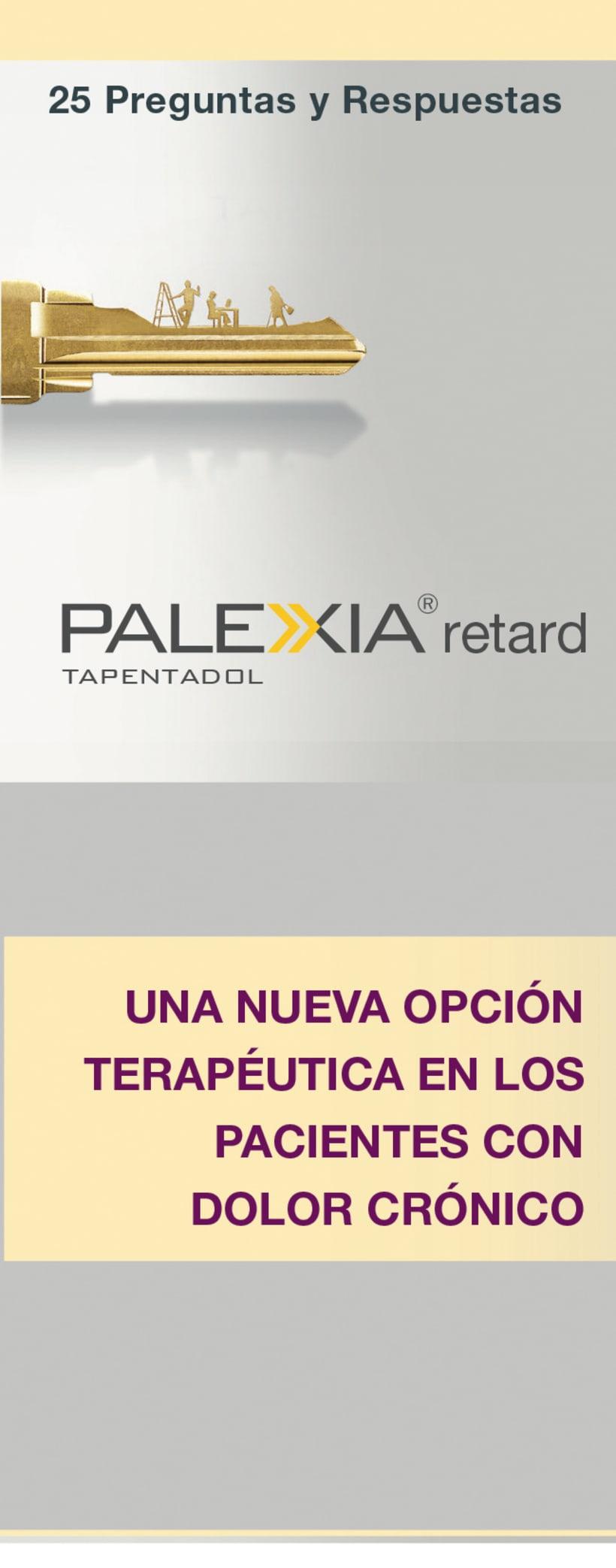 PALEXIA. Maquetación y diseño P/R. Tamaño: 11x28. 0